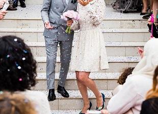Bröllopspar - överraskning